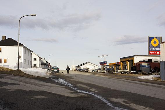 0262-Berlevag-Tankstelle